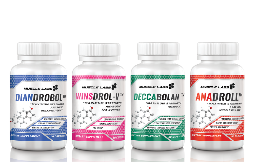 4 bottle of the best legal steroids