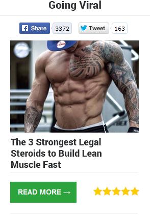 Trending Bodybuilding News !